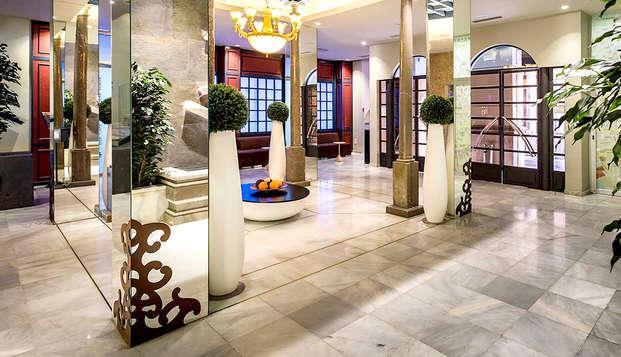 Hotel Comfort Dauro - Hall