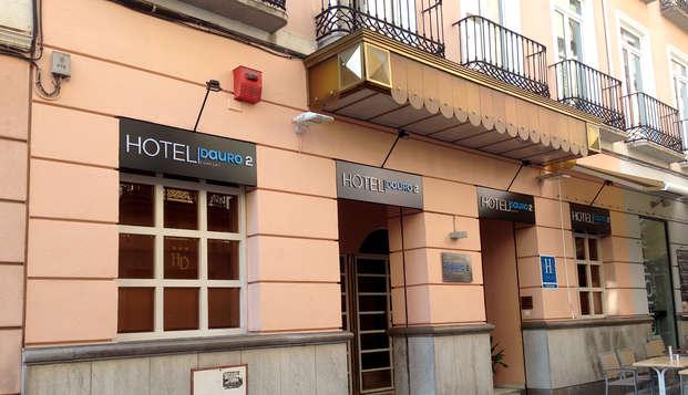 Hotel Comfort Dauro - Front