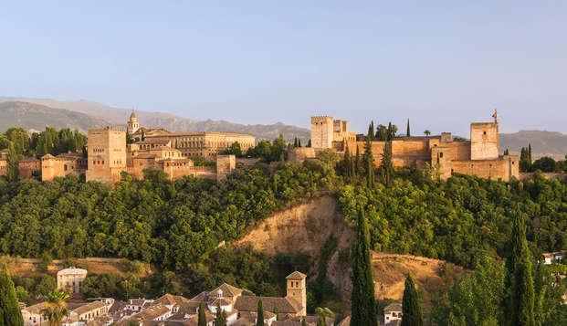 Hotel Comfort Dauro - Granada