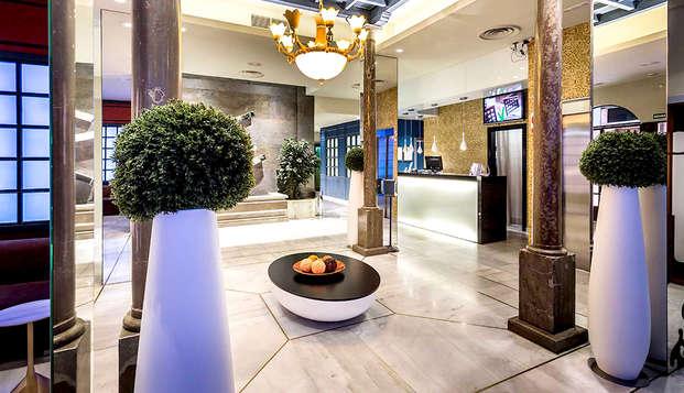 Hotel Comfort Dauro - Reception