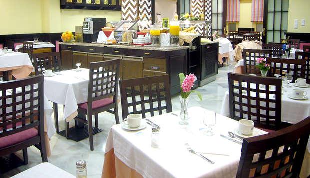 Hotel Comfort Dauro - Restaurant