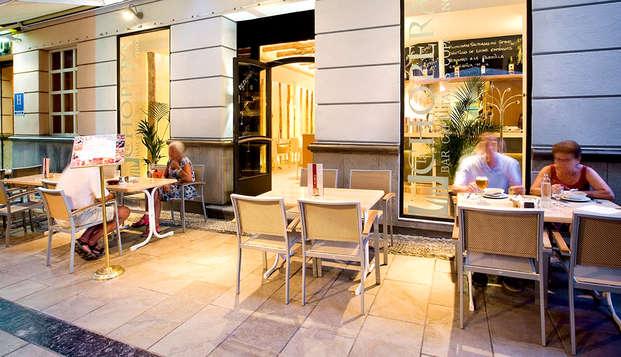 Hotel Comfort Dauro - Terrace