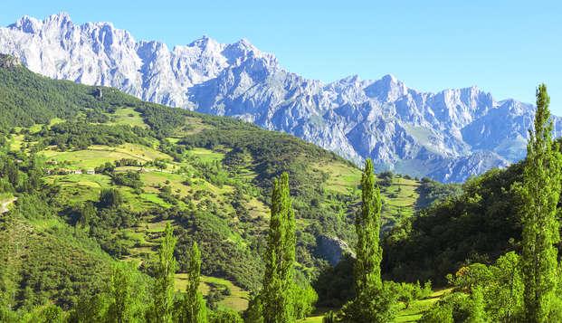 Escapada con Visita a la bodega Picos de Cabariezo en el corazón de Los Picos de Europa