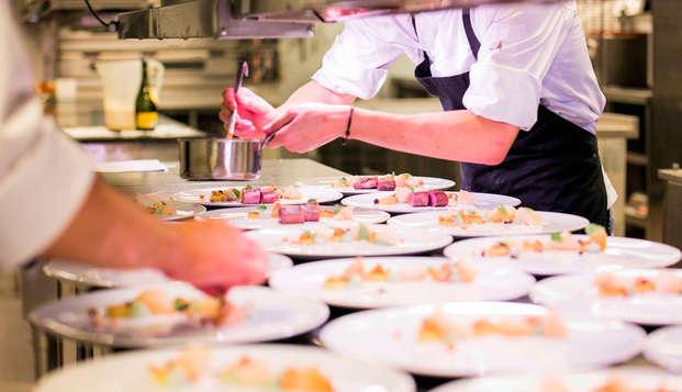 Gastronomische belevenis met 5-gangen wilddiner op de Veluwe