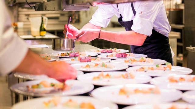 Vivez une expérience culinaire avec un diner gibier 5 plats dans la Veluwe