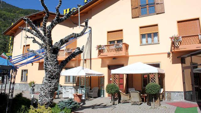 Soggiorno in Piemonte con spa e aperitivo regionale