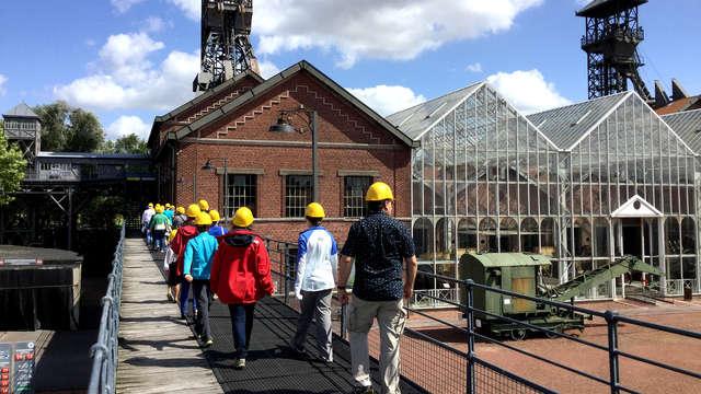 Week-end à Lille et visite du centre historique minier de Lewarde