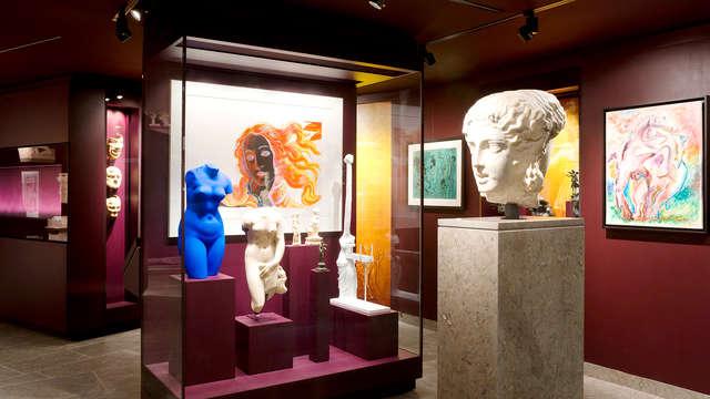 Week-end à Mougins avec visite du musée d'art classique