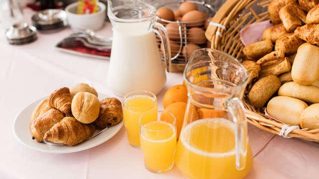 Europ Hotel - Breakfast