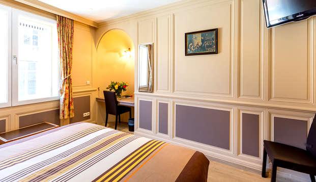 Europ Hotel - Room