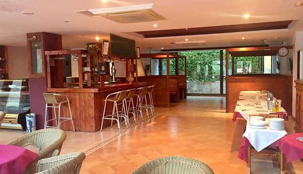 Hotel Cruz de Gracia - rest