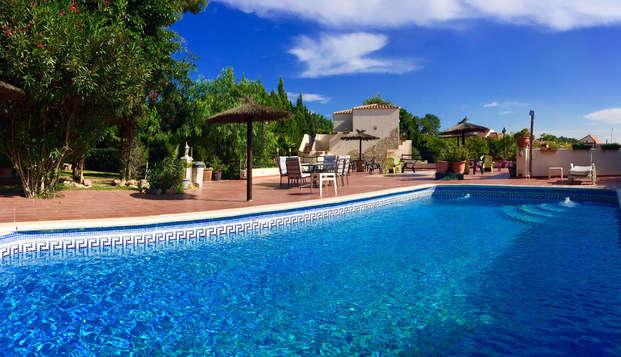 Hotel Cruz de Gracia - pool