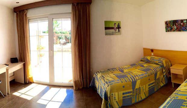 Hotel Cruz de Gracia - room