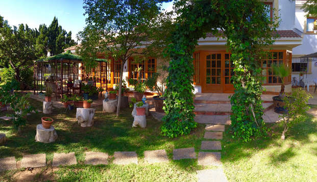 Hotel Cruz de Gracia - ext