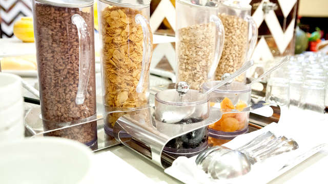 Hotel Dauro - Breakfast