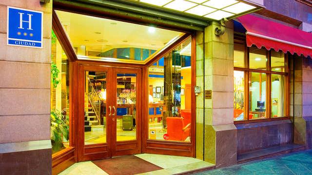 Hotel Dauro - front