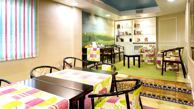 Hotel Dauro - Lounge
