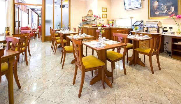 Hotel Dauro - Restaurant