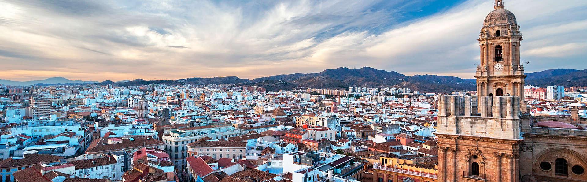 Week-end de charme dans le centre de Malaga