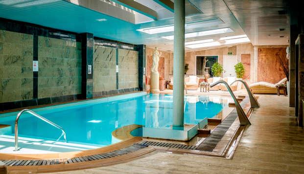 Hotel Cap Roig - new interior-pool