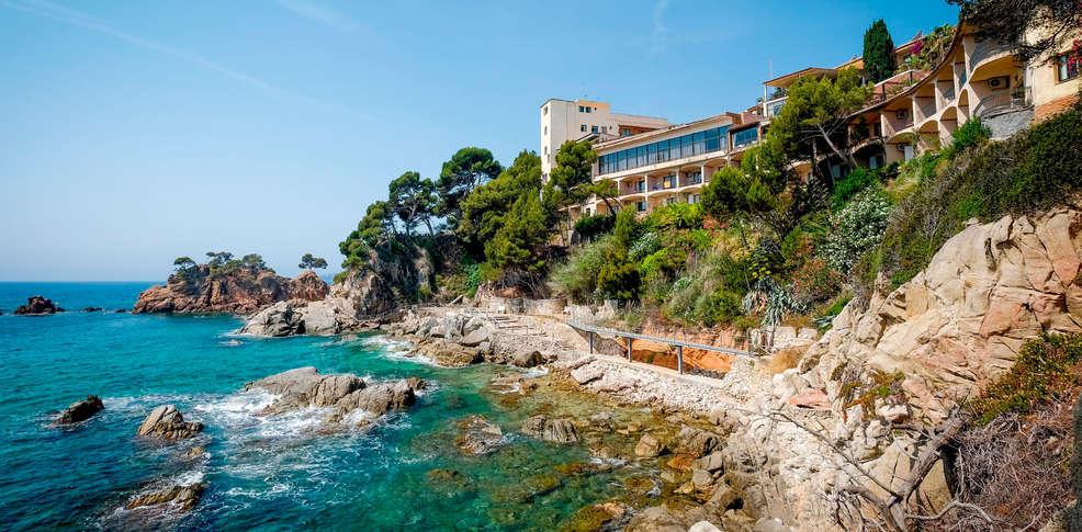 week end spa platja d 39 aro avec 1 acc s au spa pour 2 adultes partir de 64. Black Bedroom Furniture Sets. Home Design Ideas