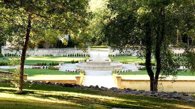 Vivez la vie de château aux portes de Nîmes