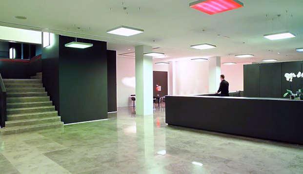 Hotel Duomo - reception