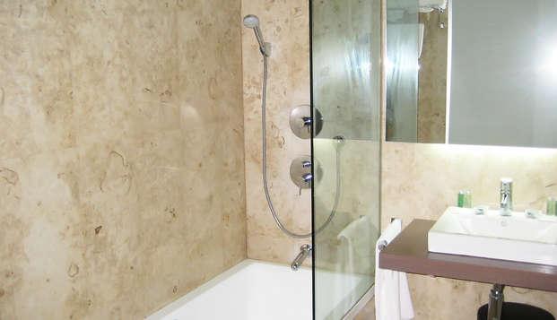 Hotel Duomo - bath