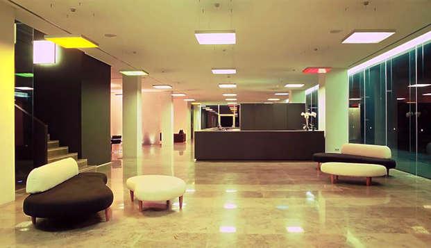 Hotel Duomo - lobby