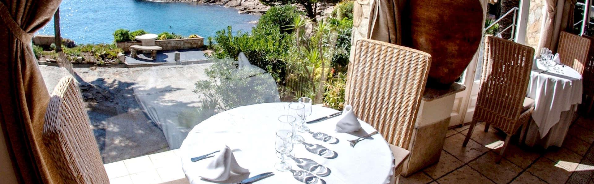 Pensión completa con spa y cóctel en la Costa Brava