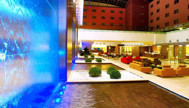 Séjour en supérieure dans un hôtel design à Caserta