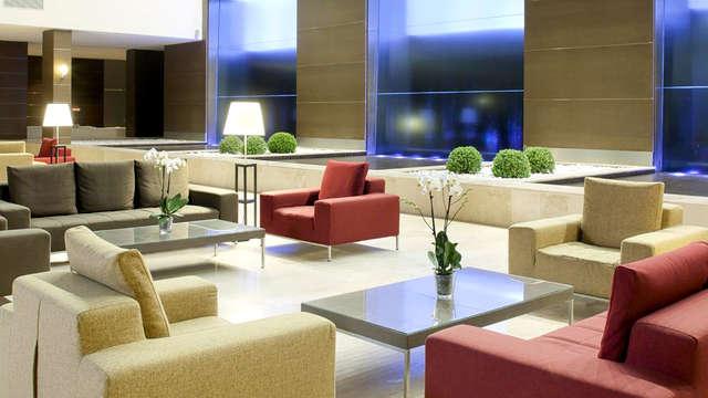 Verblijf in een 4*-hotel in centrum Caserta