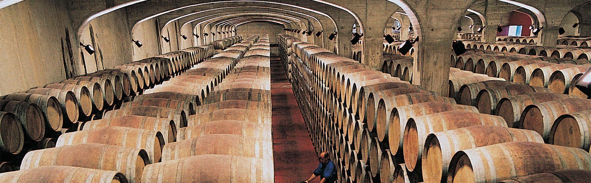 Culture, gastronomie et œnologie dans la province de la Rioja.