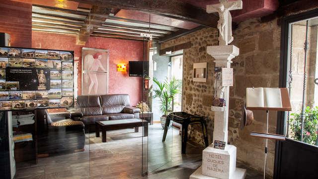 Enología y Relax: escapada en un palacio del S.XVII con visita a bodega y acceso a spa