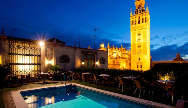 Week-end romantique à Séville