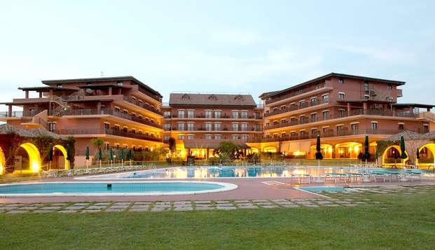 Vacanza sulla costa a Castel Volturno in pensione completa