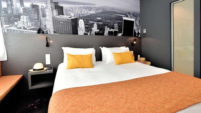 Central Park Hotel and Spa - Chambre Classique