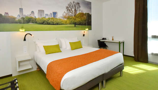 Central Park Hotel and Spa - Chambre Superieure