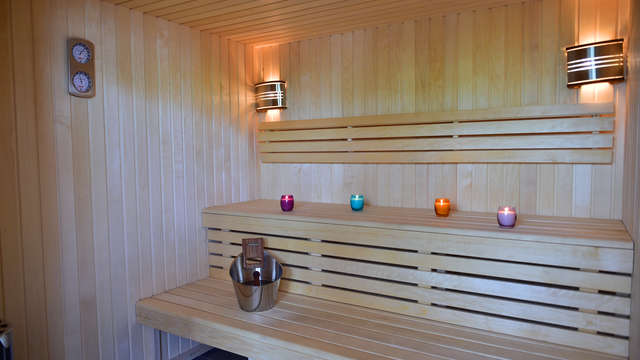 Central Park Hotel and Spa - Sauna
