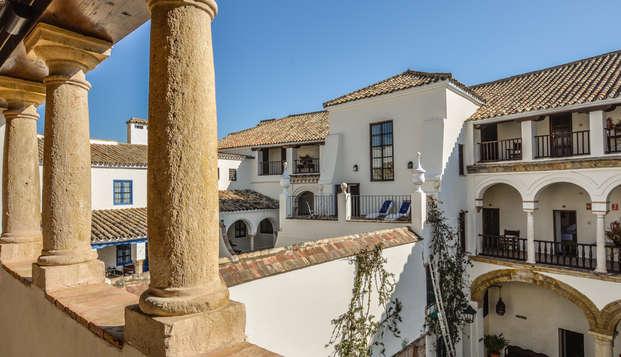 Escapada con encanto en pleno Barrio de la Judería de Córdoba