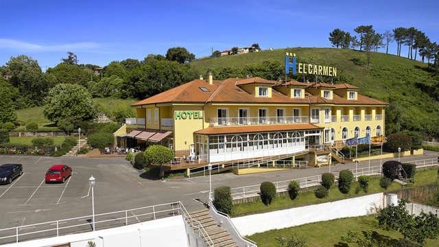 Hotel y Casona El Carmen