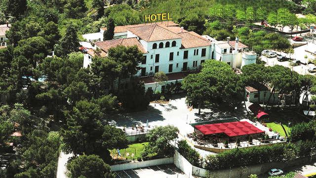 Hotel el Castell de Sant Boi