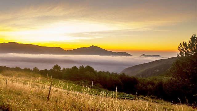 Enamórate de los Pirineos con esta escapada con Spa privado