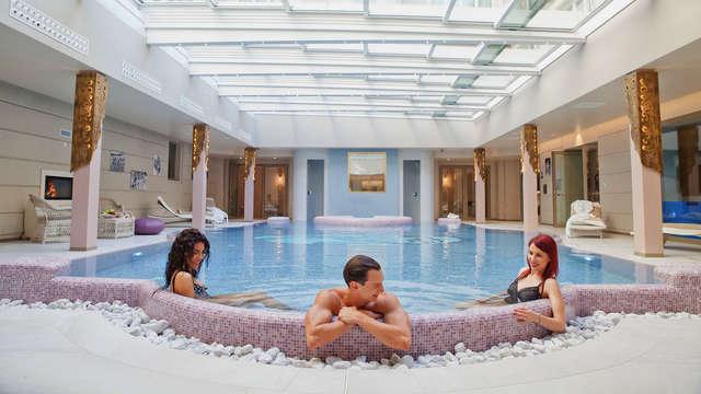 Relax e benessere a 5* a Salsomaggiore con accesso alla spa