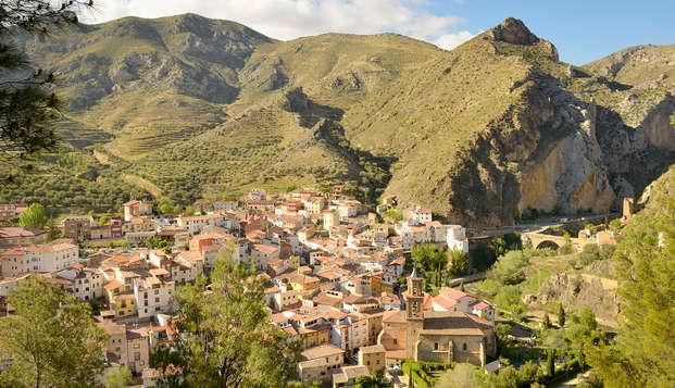 Proef de smaken van La Rioja omgeven door natuur (vanaf 2 nachten)