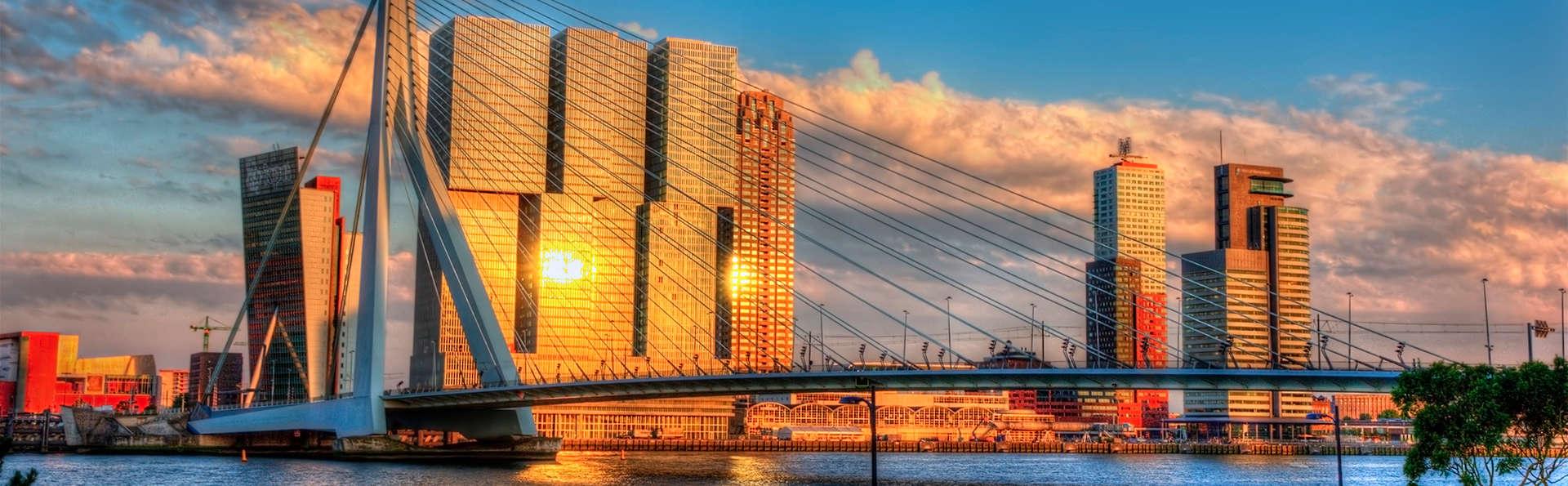 Découvrez le plus grand port d'Europe à Rotterdam