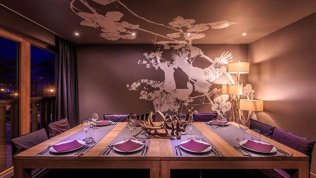 Gastronomía en Serre Chevalier, en el corazón de los Alpes