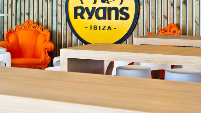 Ryans Ibiza Only Adults