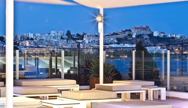 Nel cuore di Ibiza in appartamento