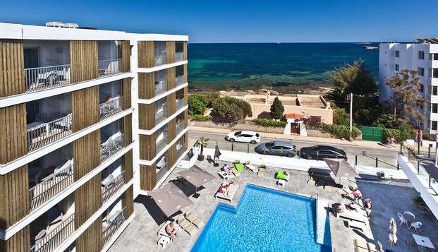Nel cuore di Ibiza con appartamenti vista mare